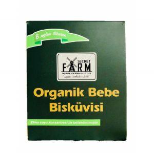 SECRET FARM ORGANİK BEBE BİSKÜVİSİ